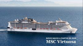 MSC Cruzeiros apresenta Catálogo 2020-2021 com várias novidades (e um novo navio)