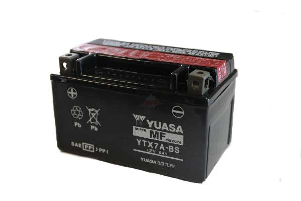 12v 7ah Battery Ytx7a-bs Cruze Scooters