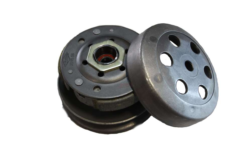 medium resolution of scooter clutch assembly 50cc