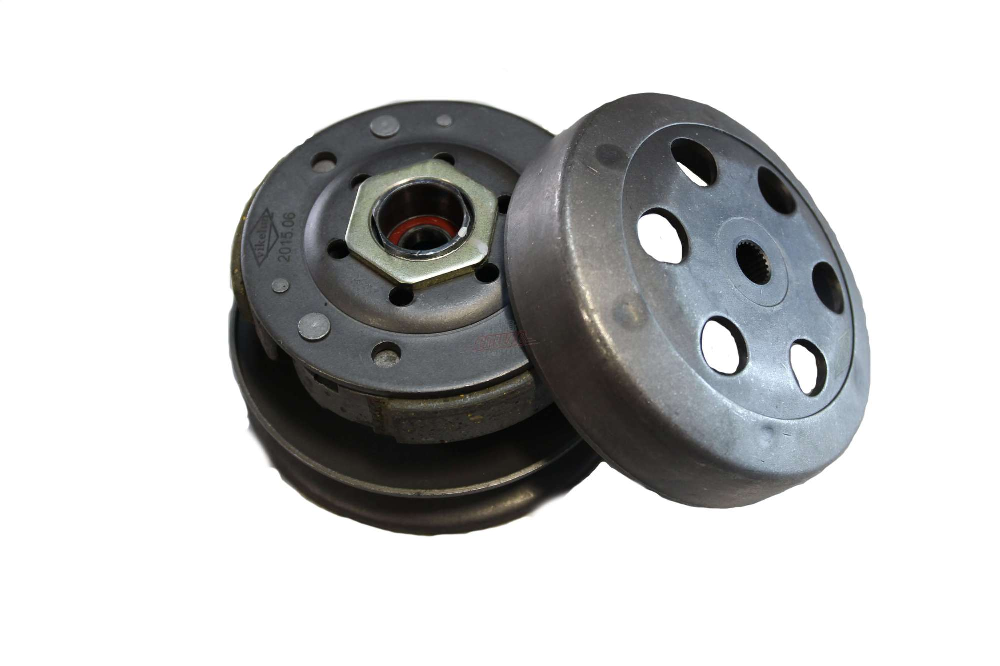 hight resolution of scooter clutch assembly 50cc