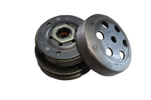 small resolution of scooter clutch assembly 50cc
