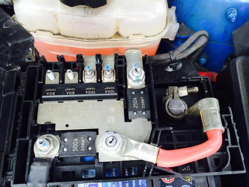 small resolution of cruze won t start electrical battery problem chevrolet cruze chevy cruze fuse box problems