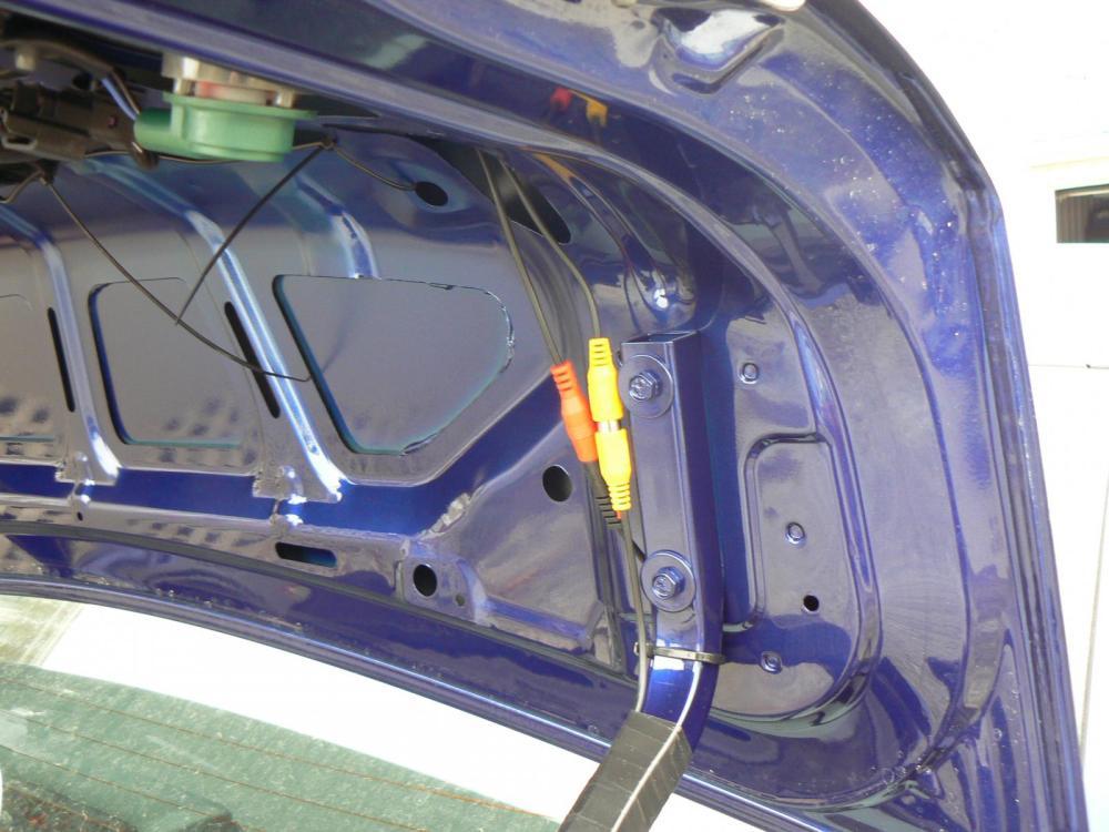 medium resolution of how to install a back up camera cheaply chevrolet cruze forums cruze reverse camera wiring diagram