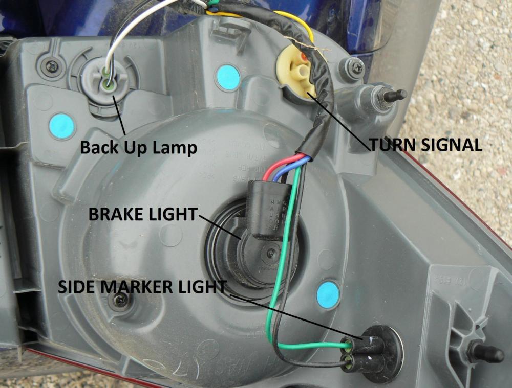medium resolution of how to install a back up camera cheaply rh cruzetalk com backup camera wiring diagram boyo backup camera wiring
