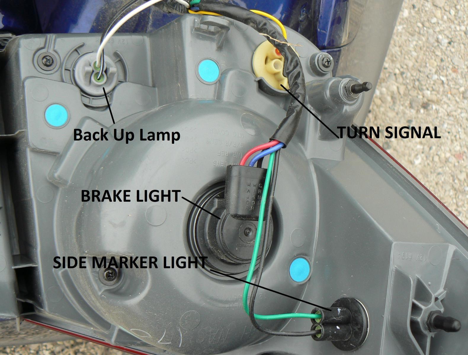 hight resolution of how to install a back up camera cheaply rh cruzetalk com backup camera wiring diagram boyo backup camera wiring