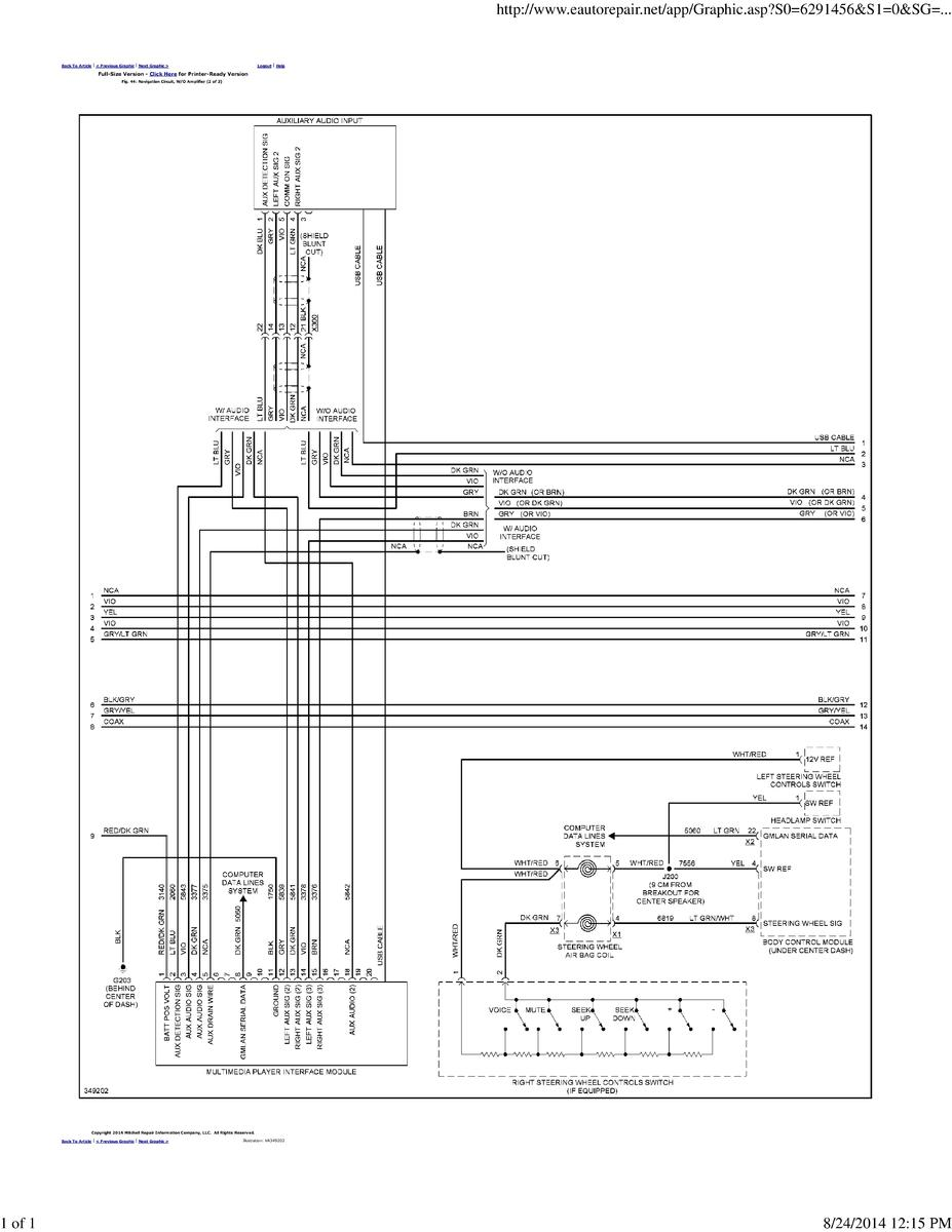 hight resolution of 2013 chevy cruze radio wiring diagram schema wiring diagrams dodge stereo wiring diagram 2014 chevy sonic stereo wiring diagram