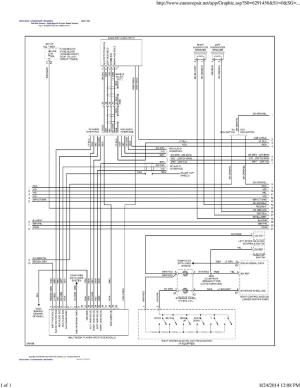 Factory Pioneer Amp Speaker Wire Diagram??