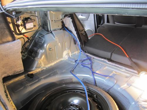 small resolution of cruze subwoofer install 003 2 jpg