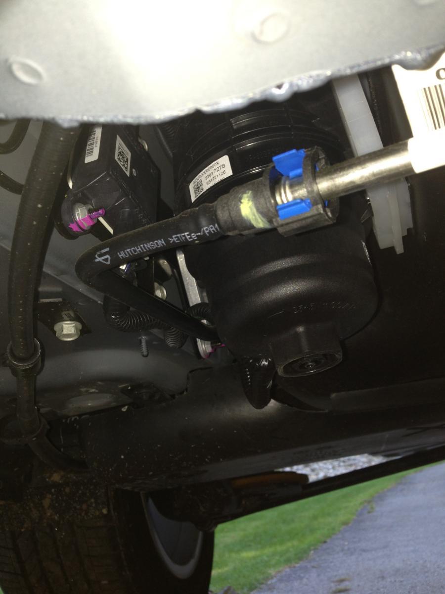 medium resolution of 2010 chevrolet impala fuel filter