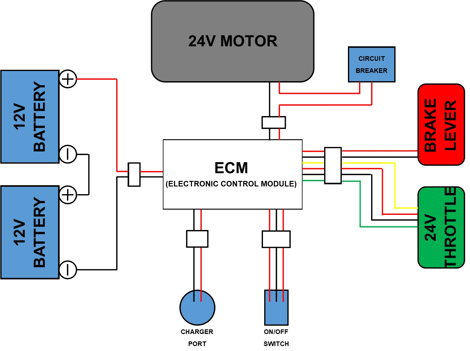 Cooling Components Fans Wiring Diagram