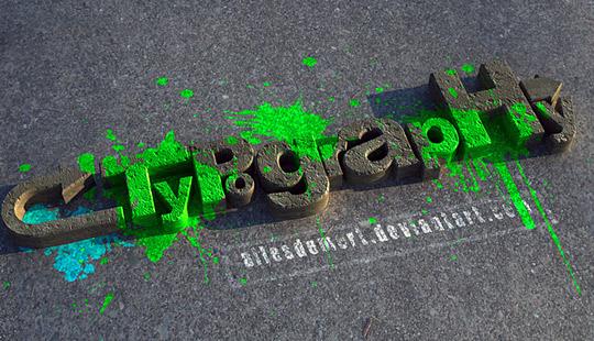 3D Typography5