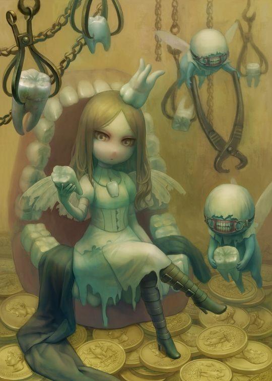 Beautiful Digital Art by Daiyou-Uonome2