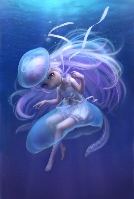 Beautiful Digital Art by Daiyou-Uonome5