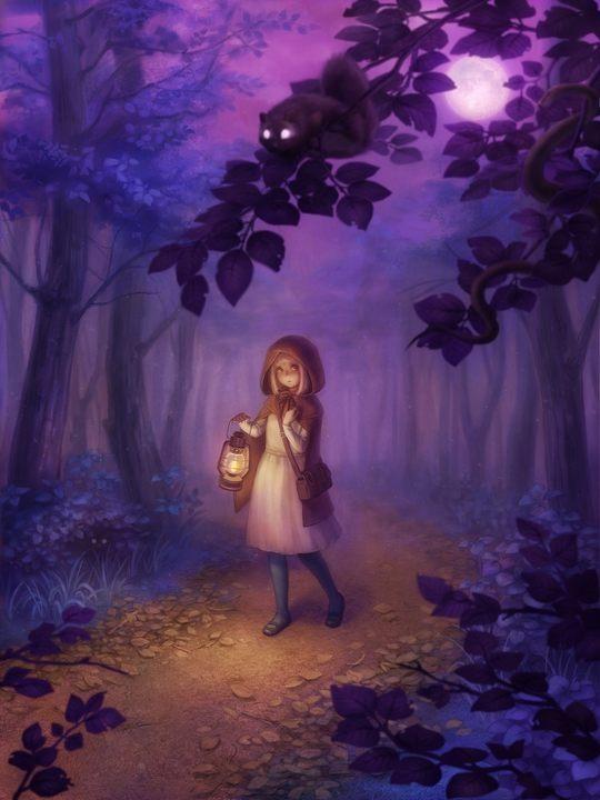 Beautiful Digital Art by Daiyou-Uonome6