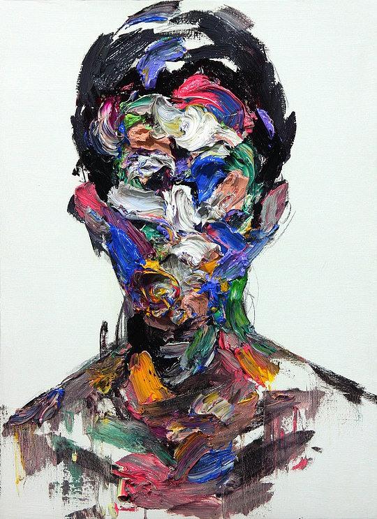 Amazing Portraits by KwangHo Shin 2