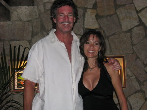 Don and Sabrina, Owners of CR Vacation Properties