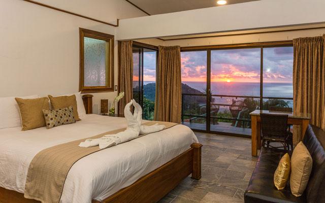 Casa Grande Vista bedroom