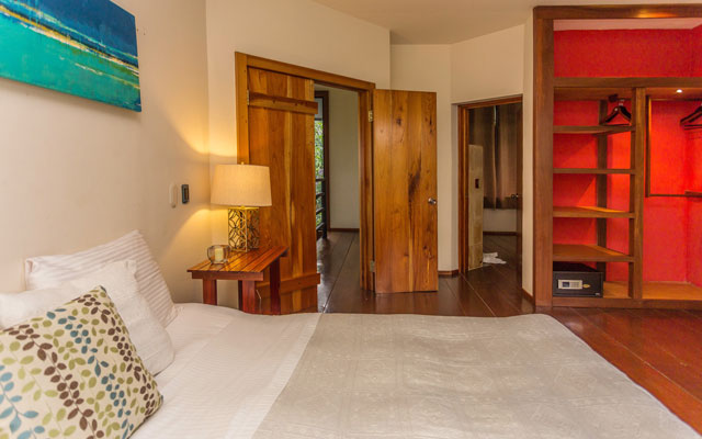Casa Luz bedroom