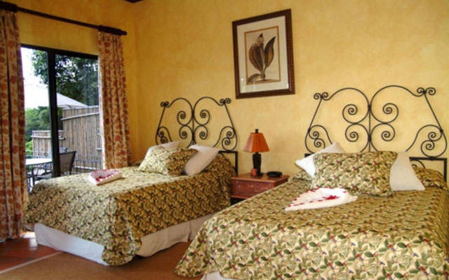 Manuel Antonio Vacation Homes: Casa Carolina guest bed 3