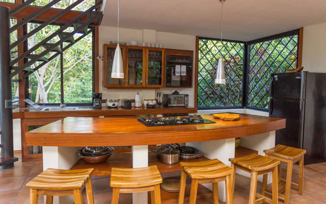 Casa Luz kitchen