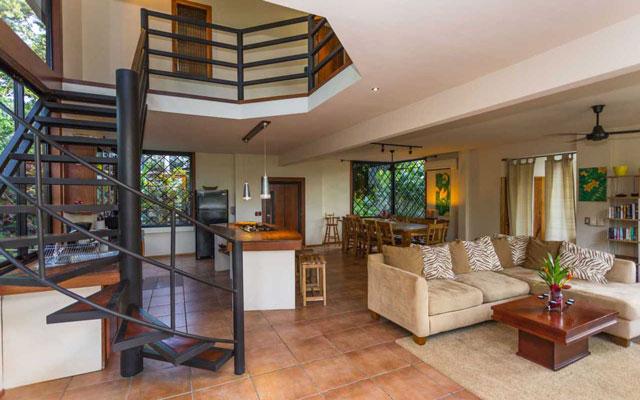 Casa Luz stairs
