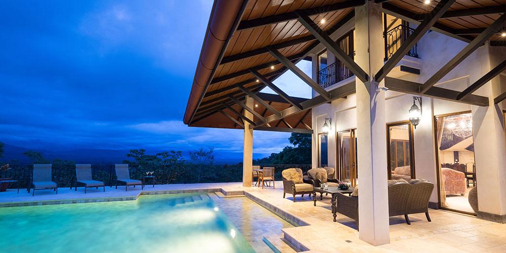 Costa Rica Villa Marbella
