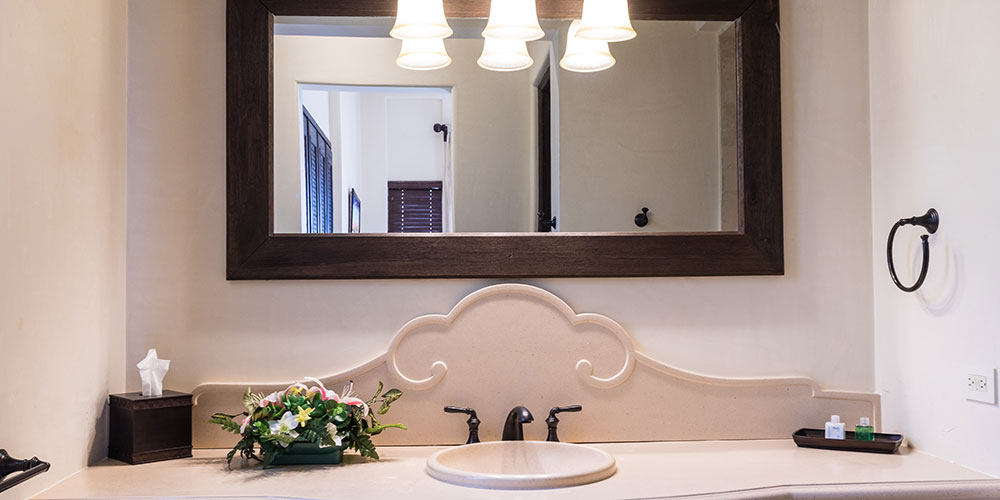 Villa Marbella bathroom