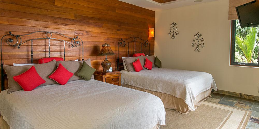 Casa Reserva bedroom