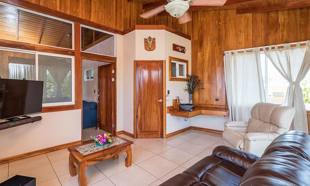 Casa Alta Vista living room