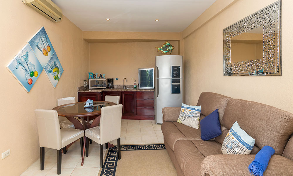 Villa del Sol suite