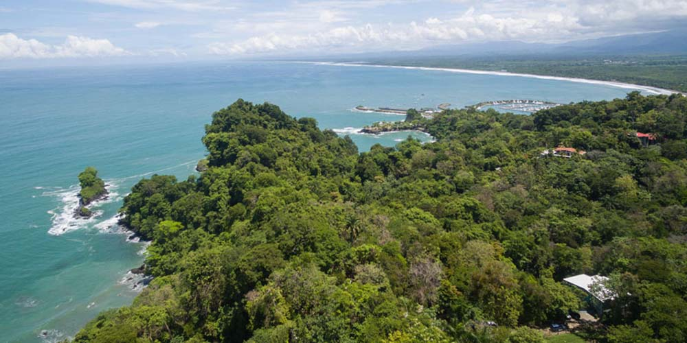 Villa Caimito ocean view