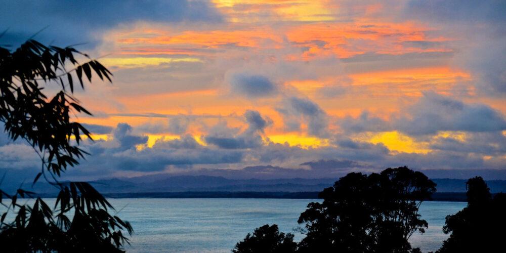 Sunset Hideaway Villa sunset view2