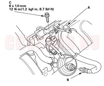 Intake Manifold and Exhaust System09-2