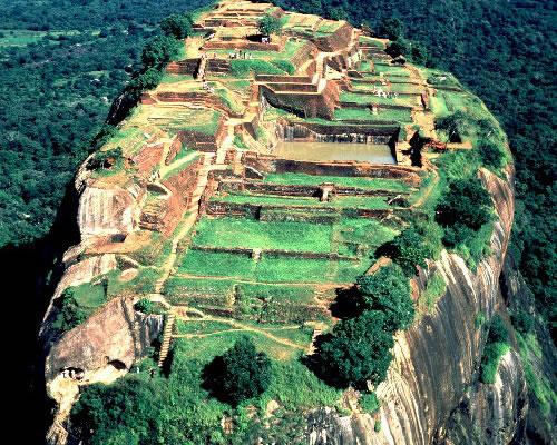 Image result for sigiriya   King Dhatusena