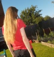 growing long hair vegan diet