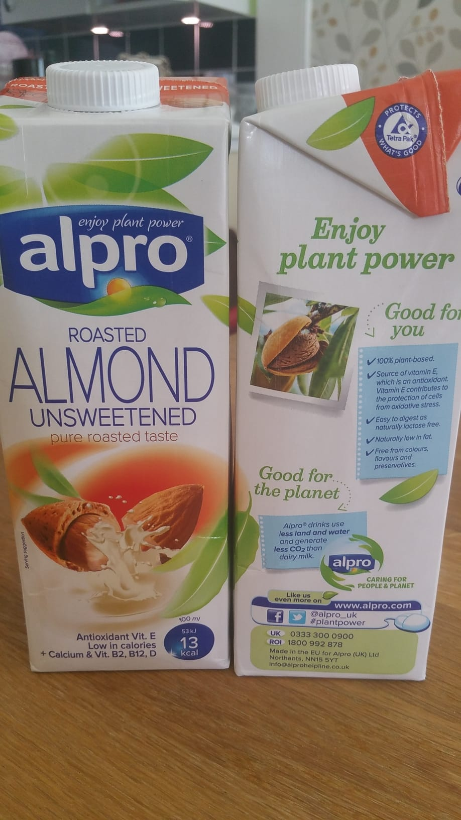 Almond Milk Without Carrageenan and Guar Gum | CR Vitality