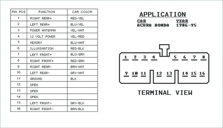 2009 Honda Pilot Trailer Wiring Diagram