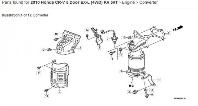 Aandrea: 2008 Honda Cr V Engine Diagram