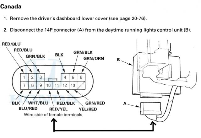 trailer wiring diagram with electric brakes 3s bms 2003 crv: parking brake wire (ground when is on)