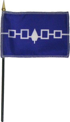 Iroquois Confederacy Flags And Accessories
