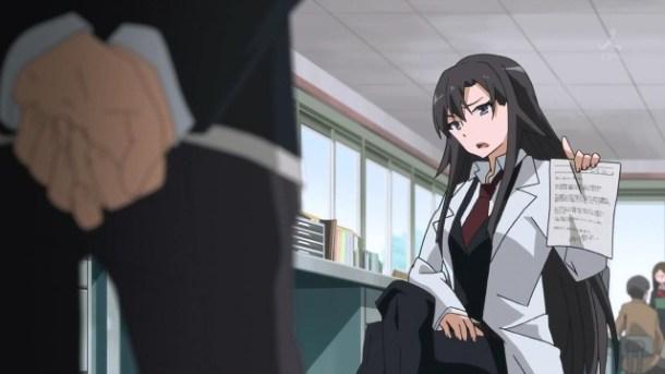 Yahari Ore no Seishun Love Come wa Machigatteiru 04