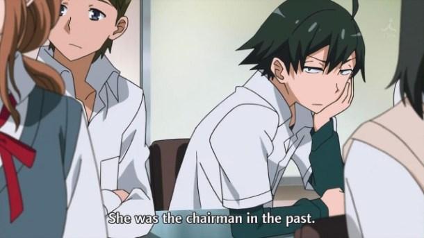 [Commie] Yahari Ore no Seishun Love Comedy wa Machigatteiru - My Teenage RomCom SNAFU - 10 [48865042].mkv_snapshot_05.11_[2013.06.26_21.47.50]