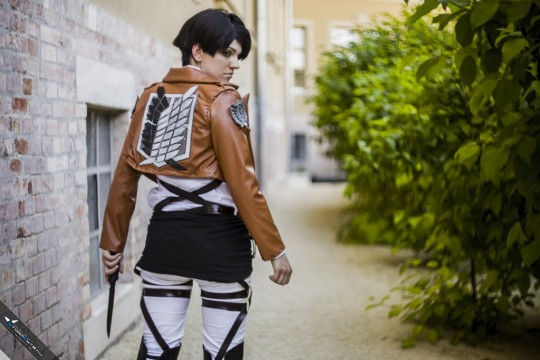 Since every con now is 90% Attack on Titan cosplayers, I no longer like the anime. Mostly cuz I wanted to cosplay it back when I first read the fucking manga and now I'll just be shown up. :(