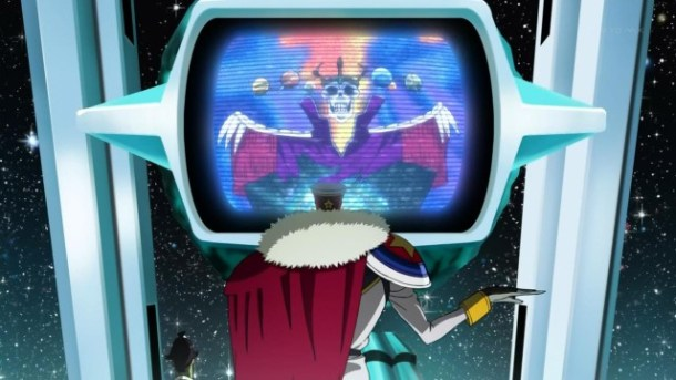 Space Dandy Extended 07