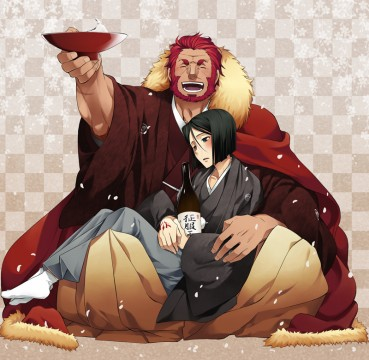 Best couple in Fate-Zero -- Deal with it