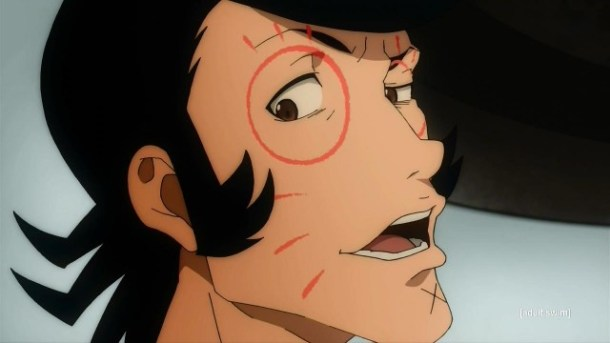 Space Dandy Silly Dandy lol his face omglol