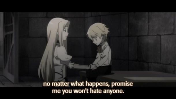 Broken promises, best promises