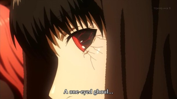 {I WANNA USE 'hybrid' but fuck they keep saying one-eyed and half-blooded ITS SO UGH WHY}