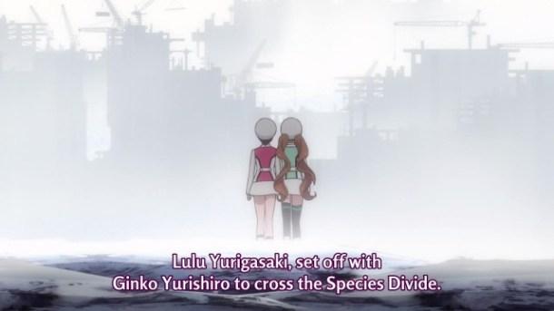 Yurikuma Arashi - Species Divide