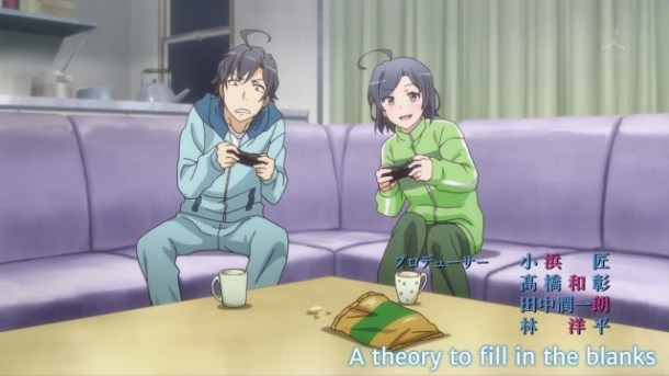 [Commie] Yahari Ore no Seishun Love Comedy wa Machigatteiru. Zoku - My Teenage RomCom SNAFU TOO! - 03 [57627F30].mkv_snapshot_02.32